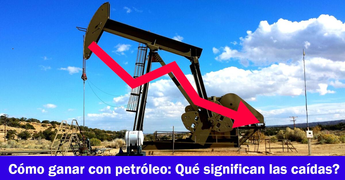 Revelada la verdad del petróleo y cómo ganar con una estrategia de trading futuros