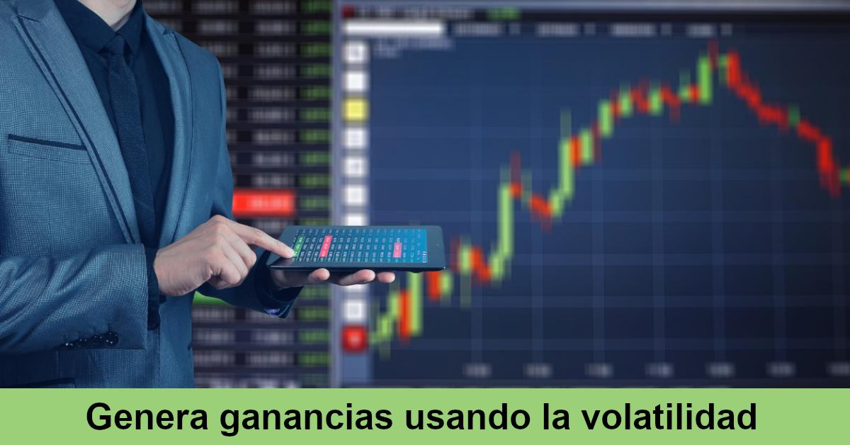 Anticipando caídas con volatilidad: Evalúa el sentimiento del mercado