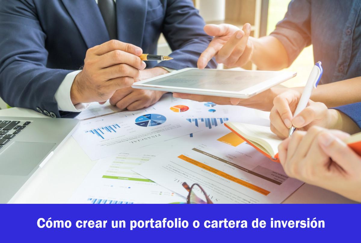 Creación y Análisis de cartera de inversión