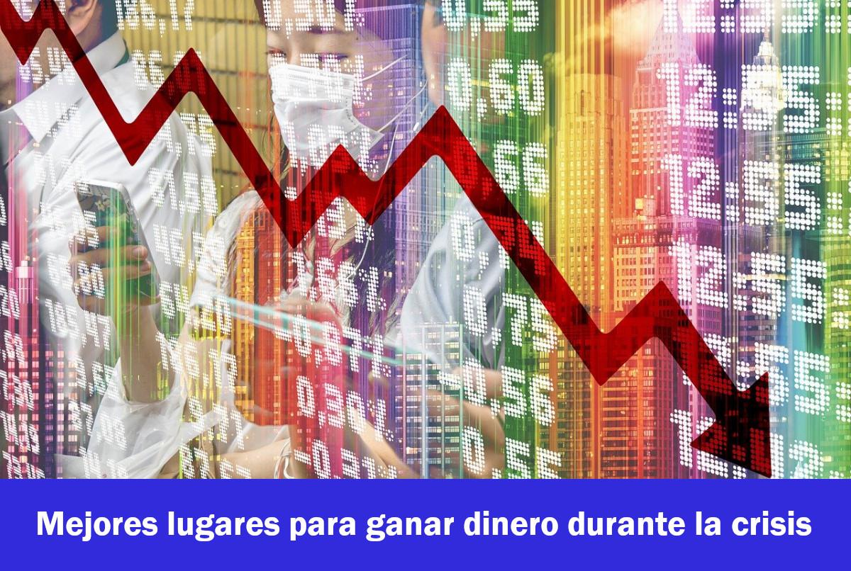 Mejores industriaS: Cómo ganar dinero durante la crisis