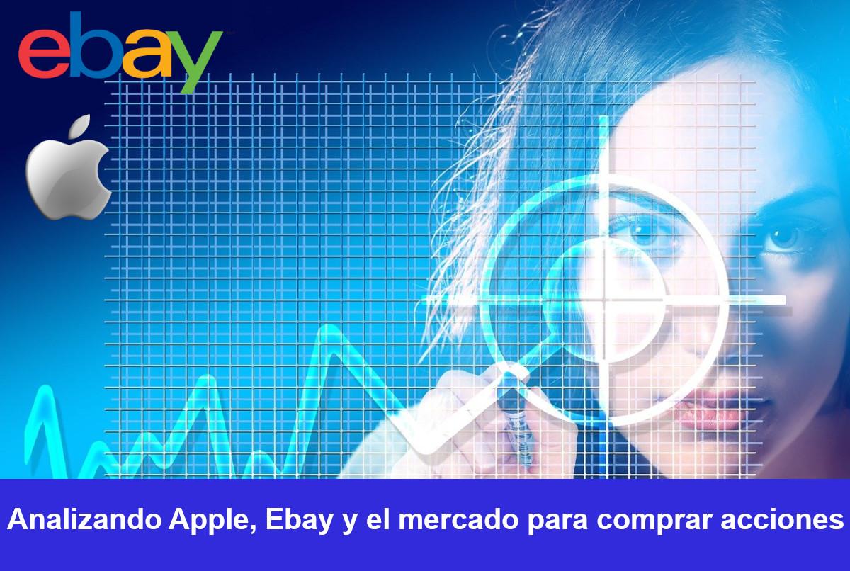 Análisis técnico de los mercados 02 de Diciembre 2020: Ebay, Apple y cómprar acciones en tiempo real
